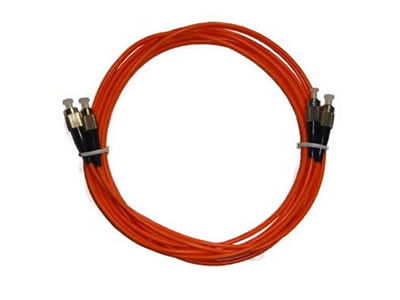 3m FC-FC Duplex Multimode Fiber Optic Cable