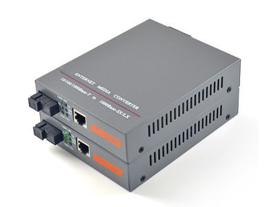 netLINK 1000M Single-mode Single Fiber Optic Ethernet Media Converter