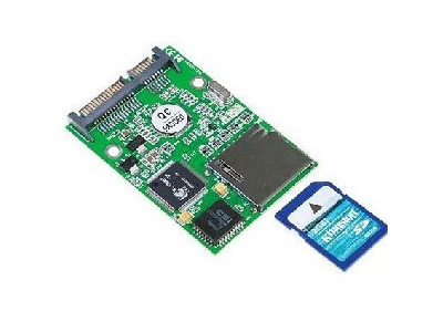 SD to SATA Adapter