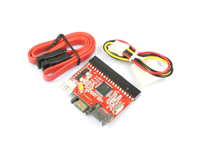 SATA to IDE AND IDE to SATA Adapter JM20330