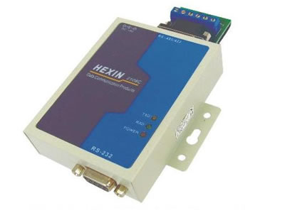 Industrial Level RS-232 to RS-485/RS-422 Converter