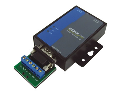RS-485 To Ethernet TCP/IP Serial Device Server