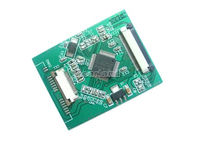 24-PIN LIF to 40-PIN ZIF Adapter