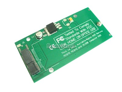 Apple SSD to SATA Adapter M5