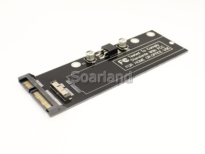 12+6 MACBOOK SSD to SATA Adapter
