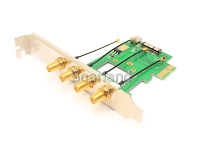 BCM94360CD BCM94331CD WiFi Adapter for PCI-E