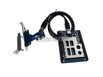 PCI-E to ExpressCard Adapter