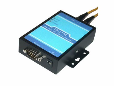 RS-232 to Multi-Mode Fiber Converter
